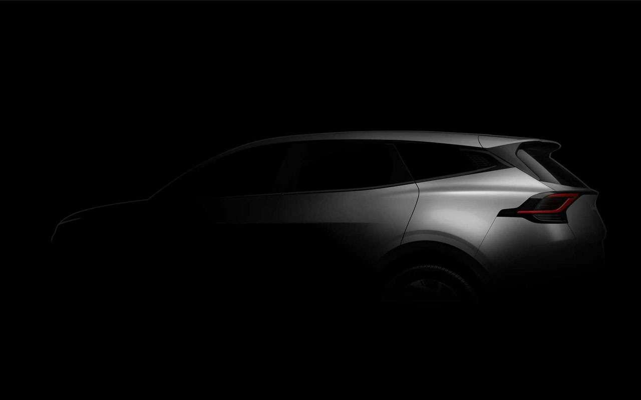Новый Kia Sportage— первые фото— фото 1250387
