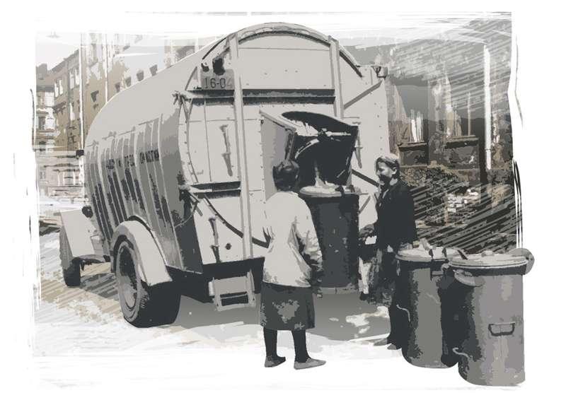 Забытые автопроекты СССР: мусоровоз-«мясорубка»