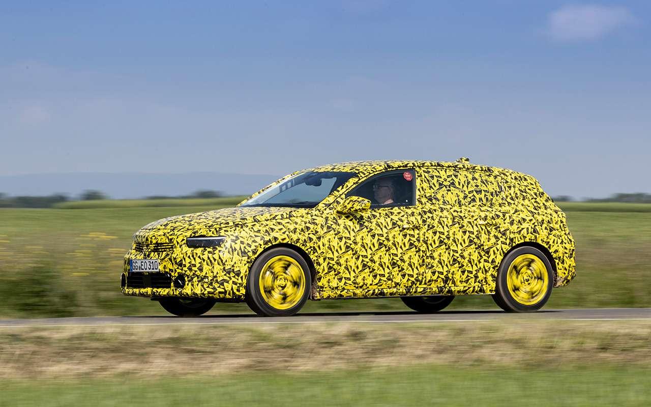 Opel Astra New: ждем уже скоро— фото 1258026