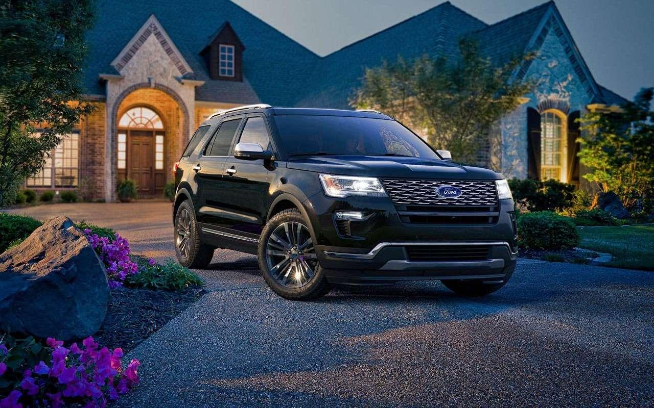 Ford третий раз заосень поднимает цены вРоссии— фото 922080