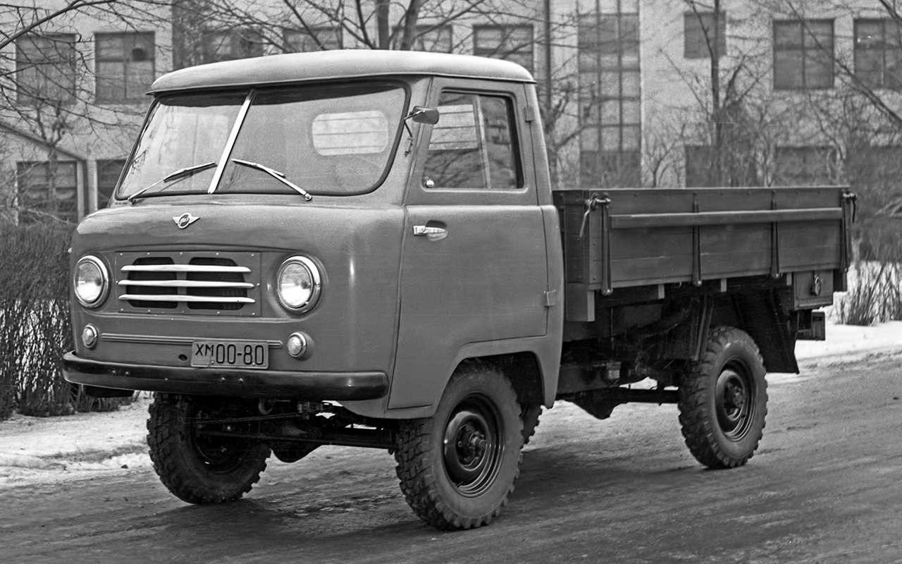 Вкус «буханки»: полная история УАЗ-450— фото 1269677