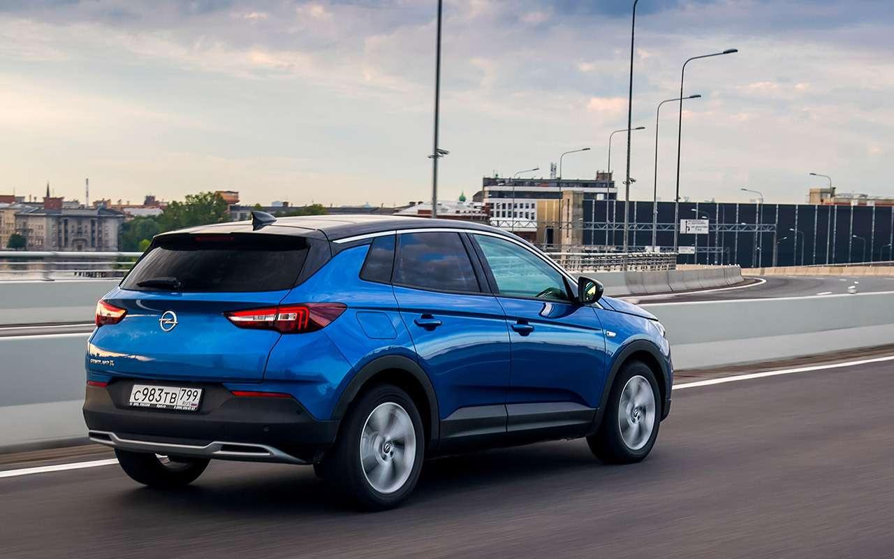 Первый Opel после возвращения: большой тест— фото 1171652