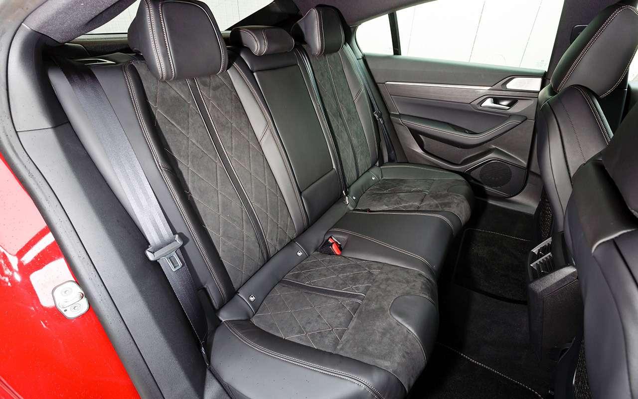 Peugeot 508: тест-драйв встиле «Такси»— фото 898059