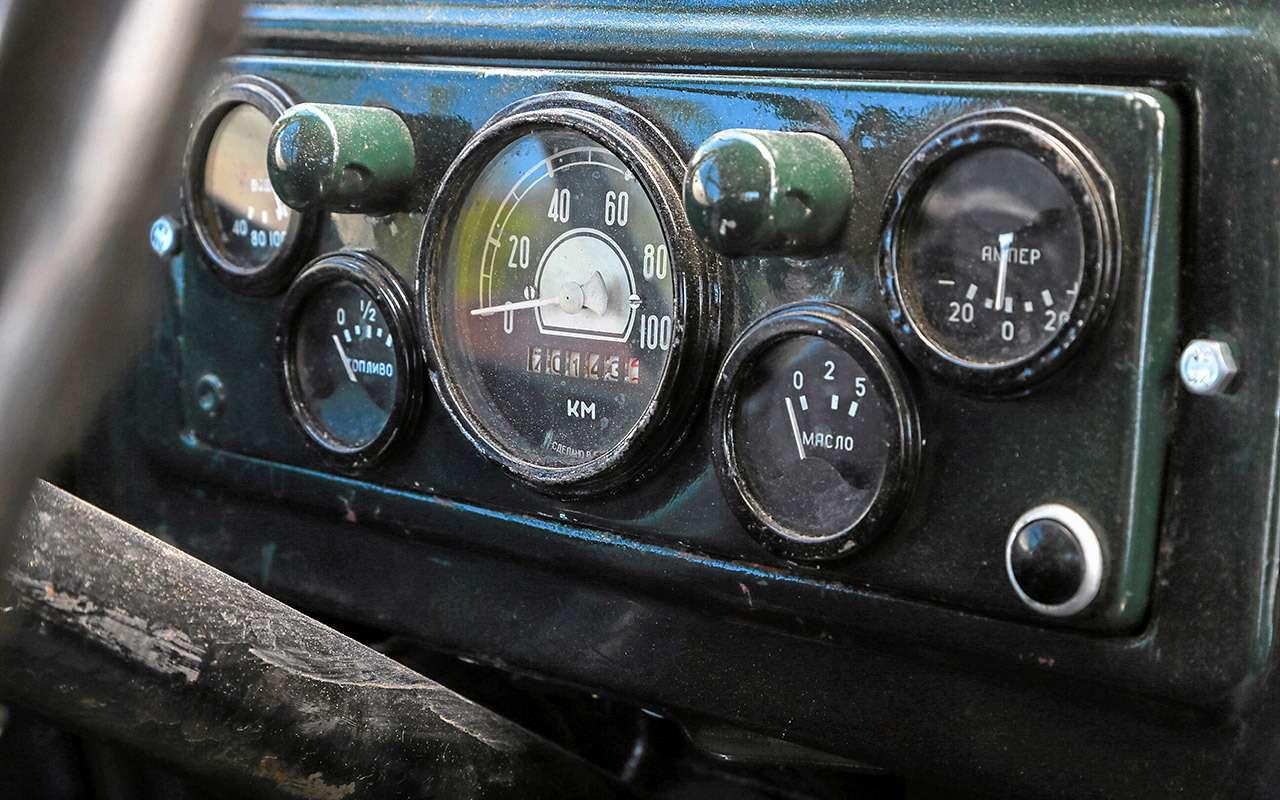 Заслуженный грузовик СССР— ретротест ЗИС-150— фото 1150093