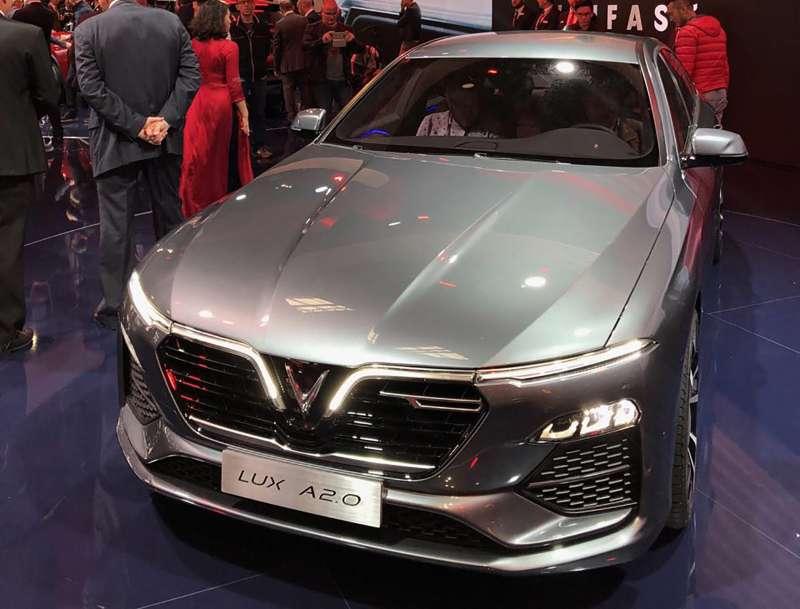 VinFast: техника от BMW, дизайн итальянский. Ждем в России