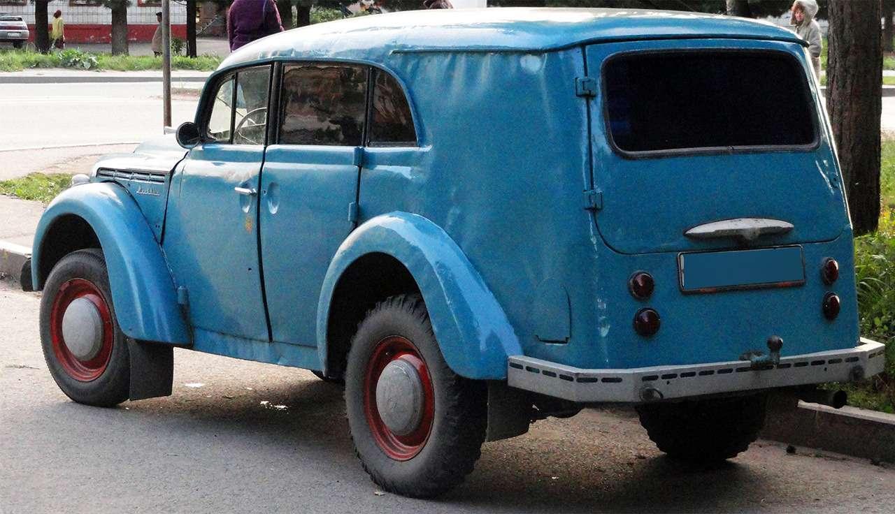 Кактюнинговали автомобили вСССР— фото 919702