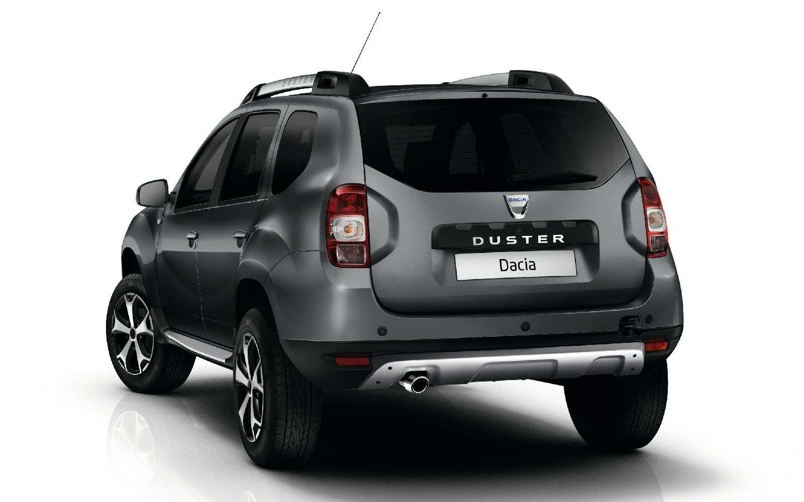 Dacia Explorer: не путать сФордом!— фото 732250