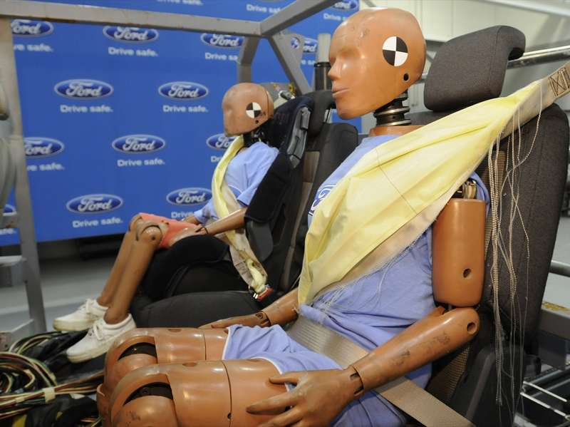 Ford Safety Innovation Laboratory