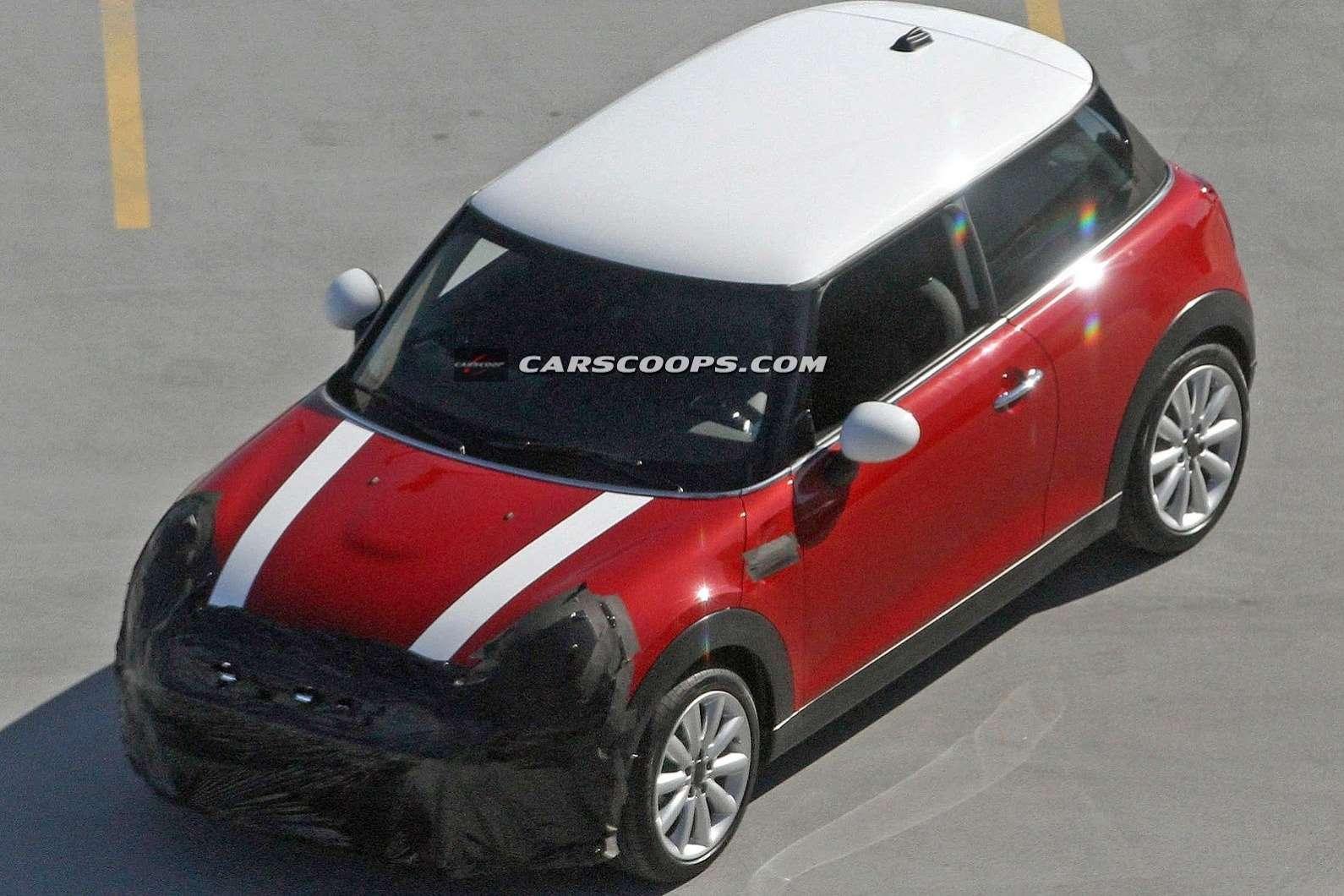 2014 Mini Cooper S10Carscoops[3] nocopyright