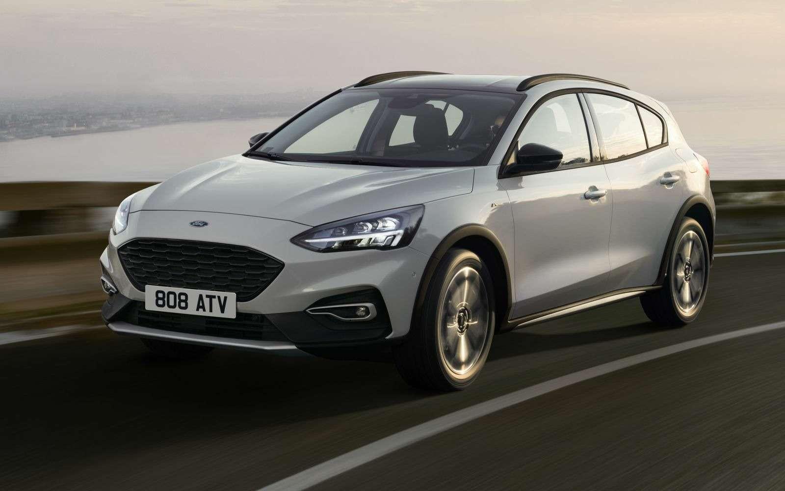 Новый Ford Focus: больше никаких PowerShift'ов!— фото 861409