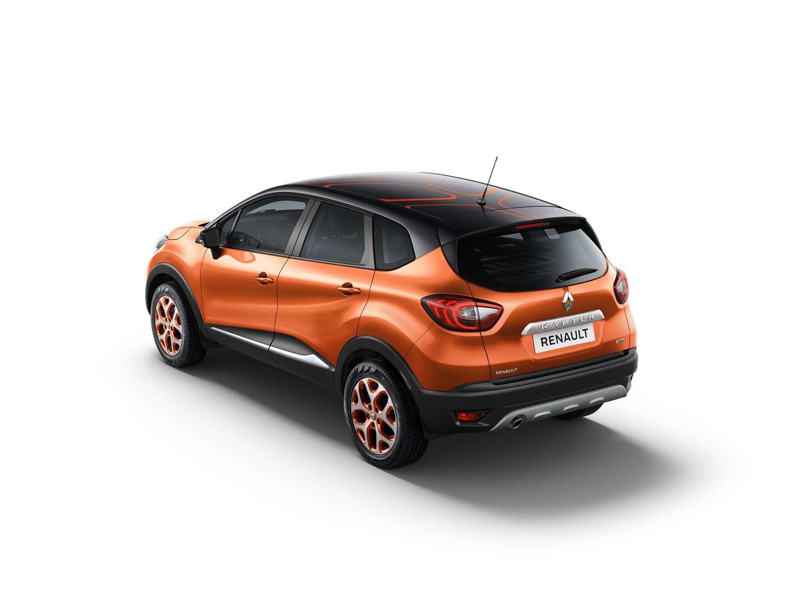 Renault предлагает владельцам приукрасить свой Kaptur— фото 630168