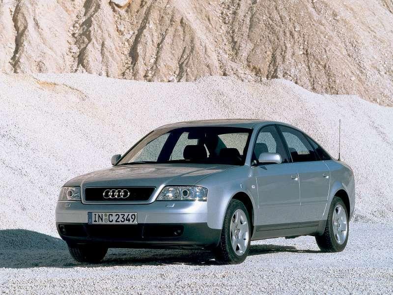 Audi A6(1997-2004)