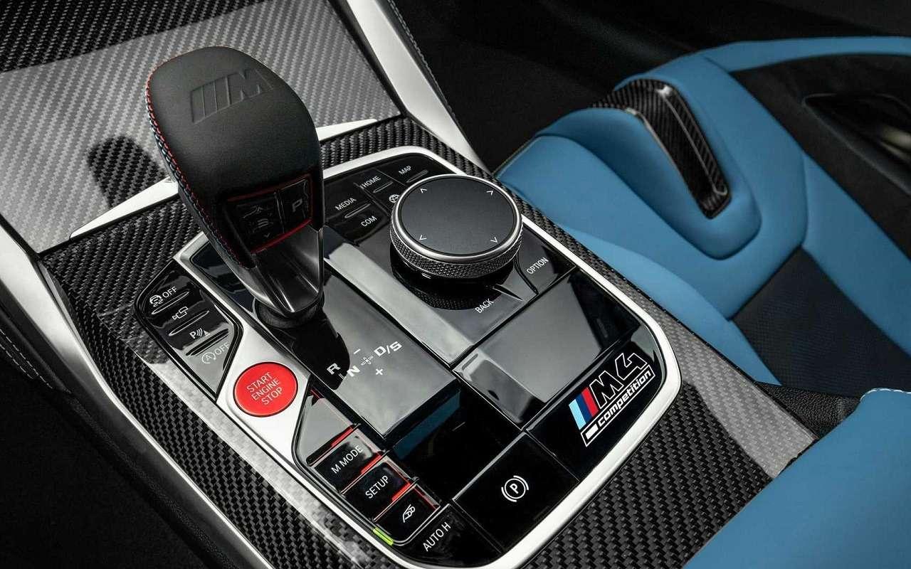 Новые BMW M3и M4и тюнинг дляних— фото 1170396