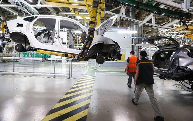 Завод Renault Россия возвращается кработе