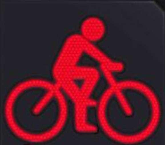 Новые фонари значительно повысят безопасность велосипедистов