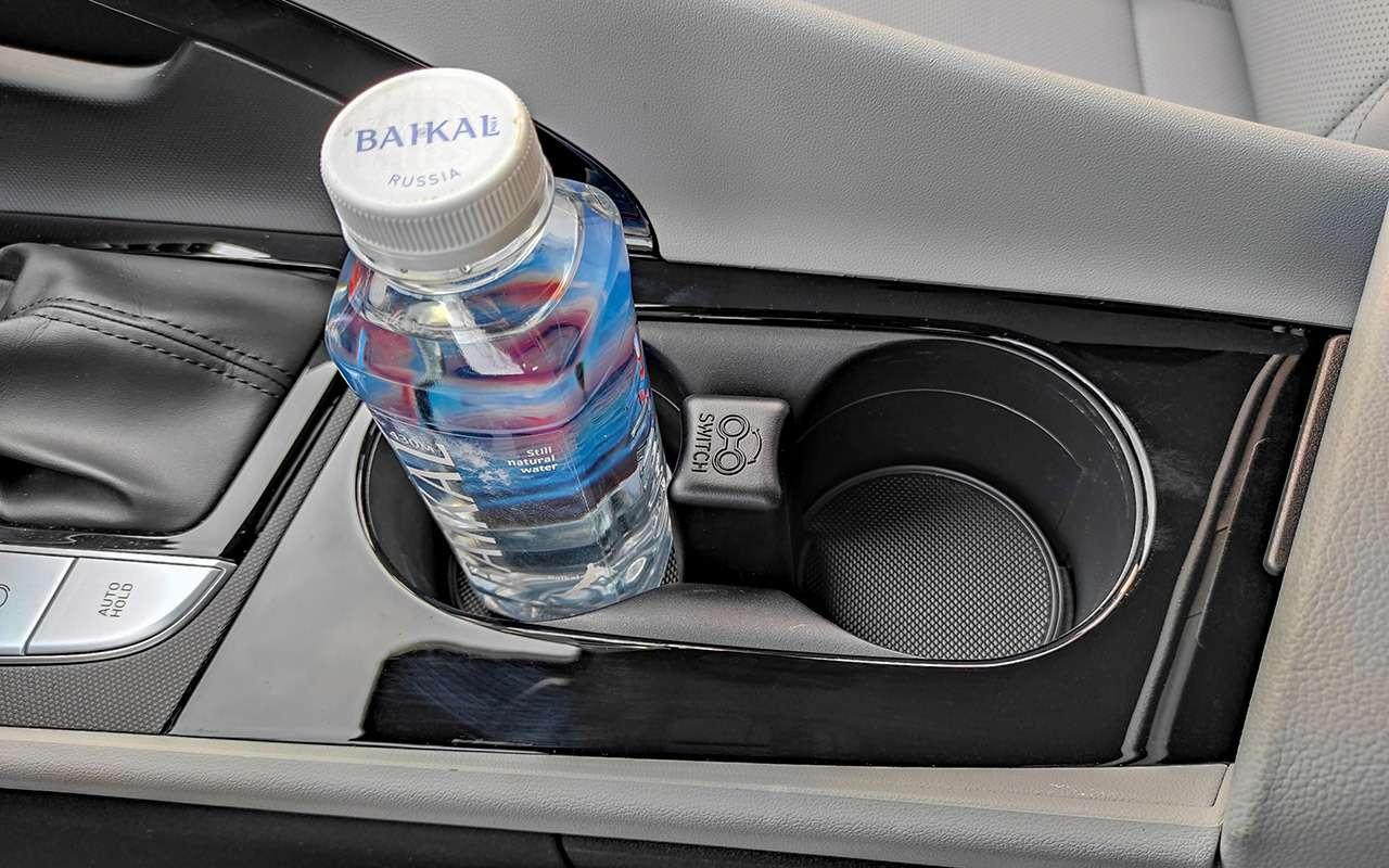Новая Hyundai Elantra— тест российской глубинкой— фото 1247136