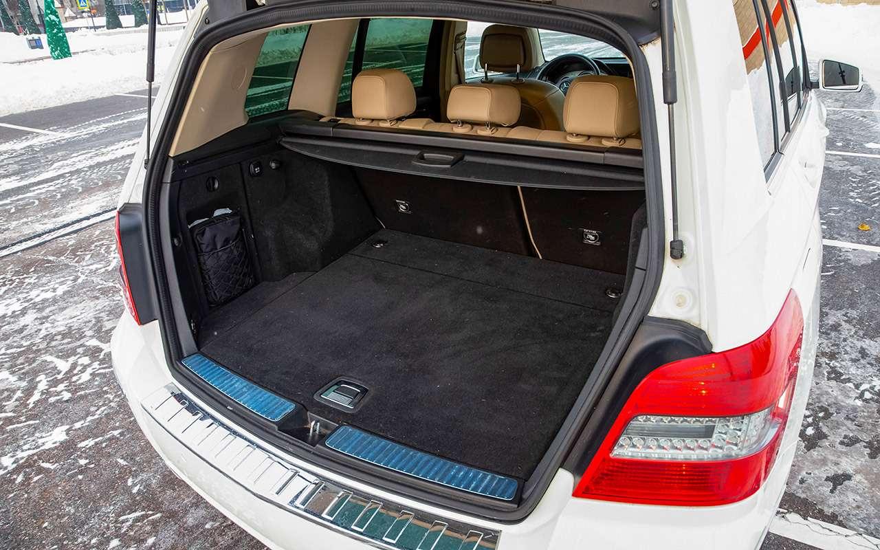 Новый VWPolo или старый Mercedes GLK? Выудивитесь!— фото 1231671