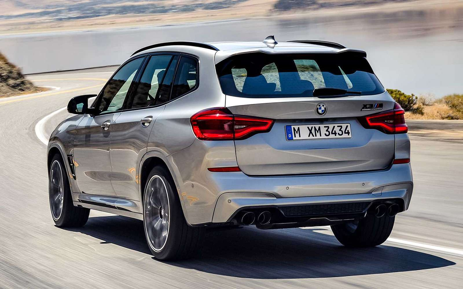 BMWрассекретила самые крутые версии кроссоверов X3и X4— фото 948698