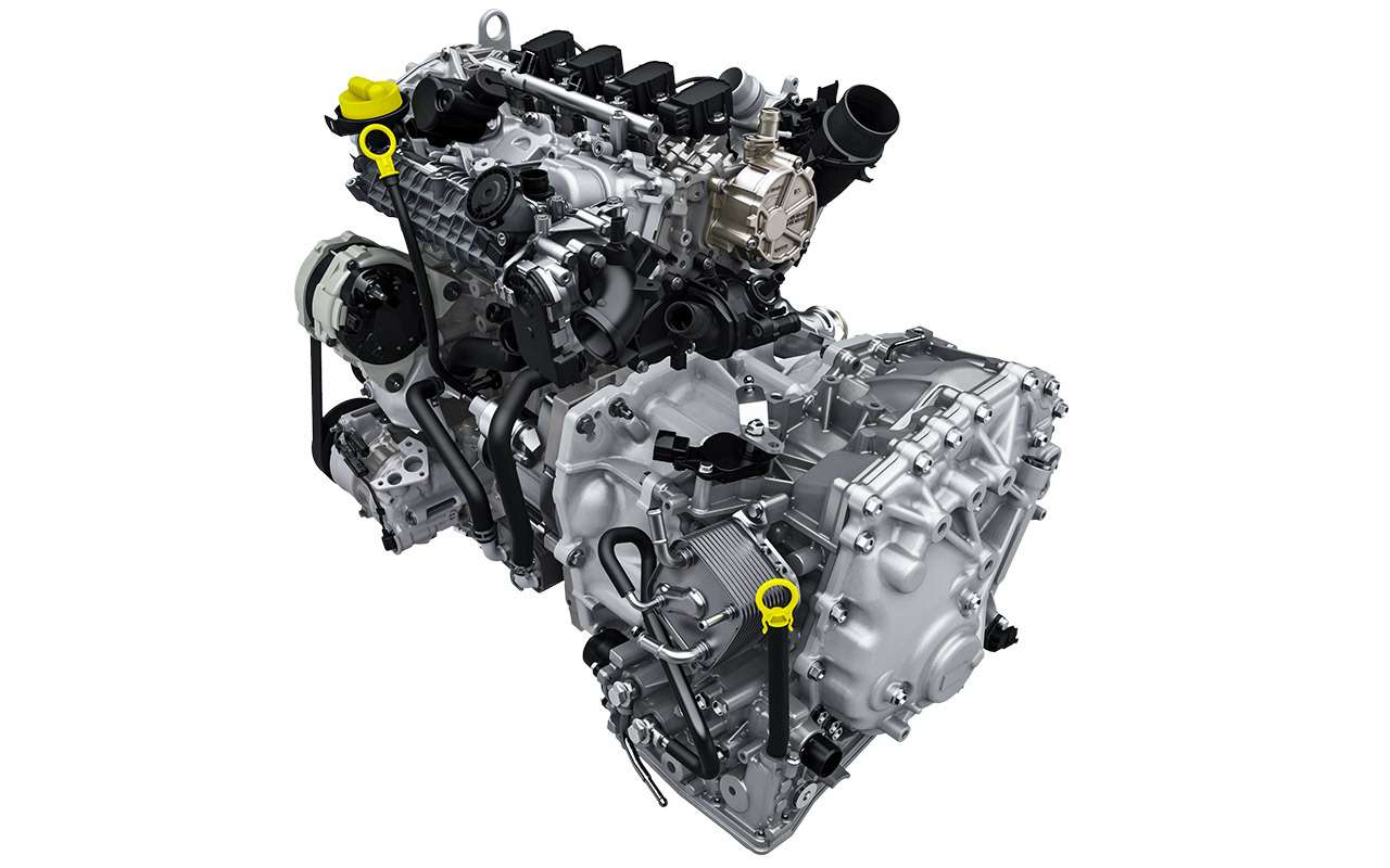 Новый турбомотор Renault дляArkana: что унего снадежностью— фото 1018426