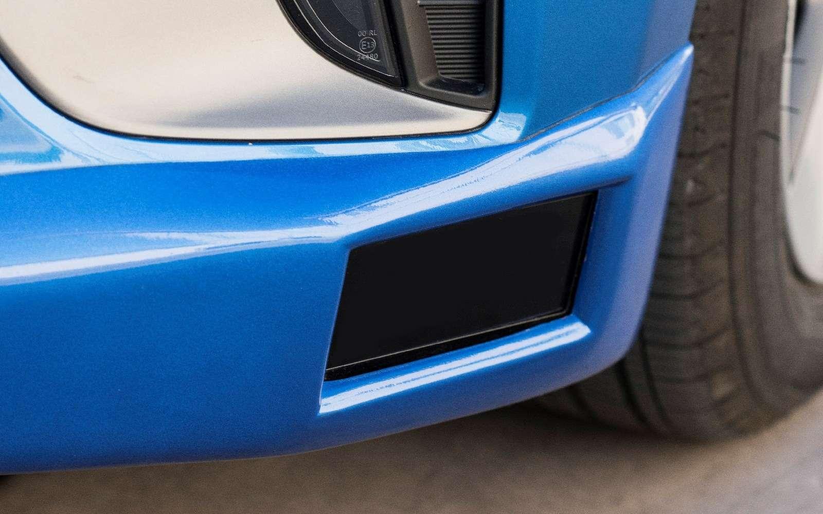 Беспилотный Hyundai Ioniq обойдется без «люстры»— фото 665151