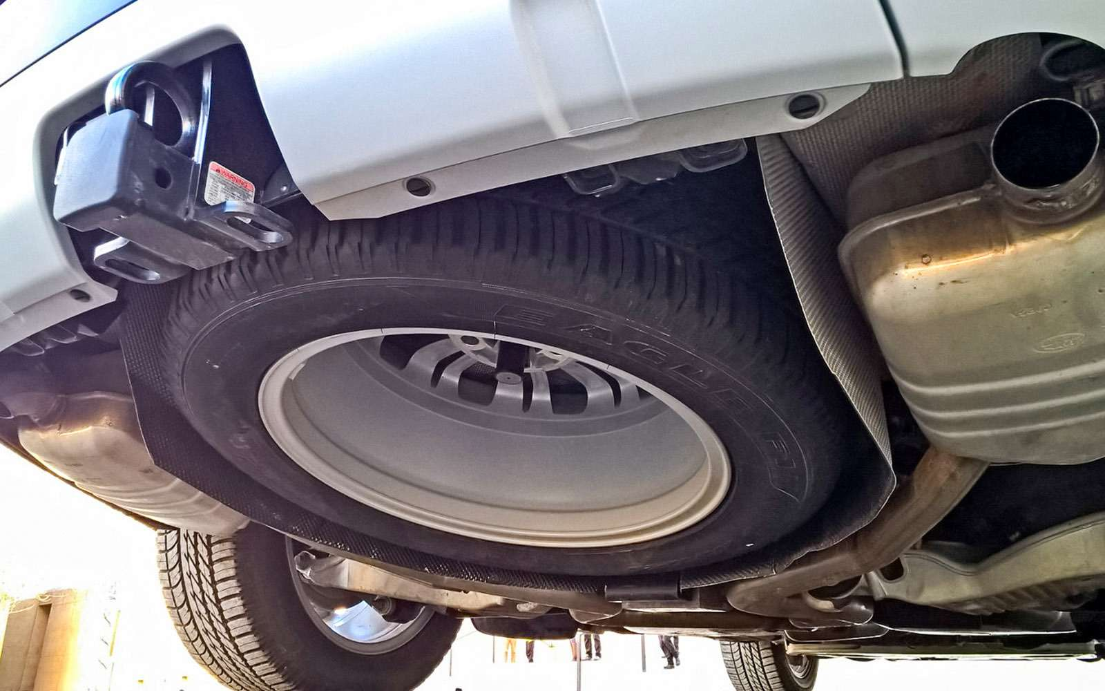 Новый Land Rover Discovery: первый тест— фото 736882
