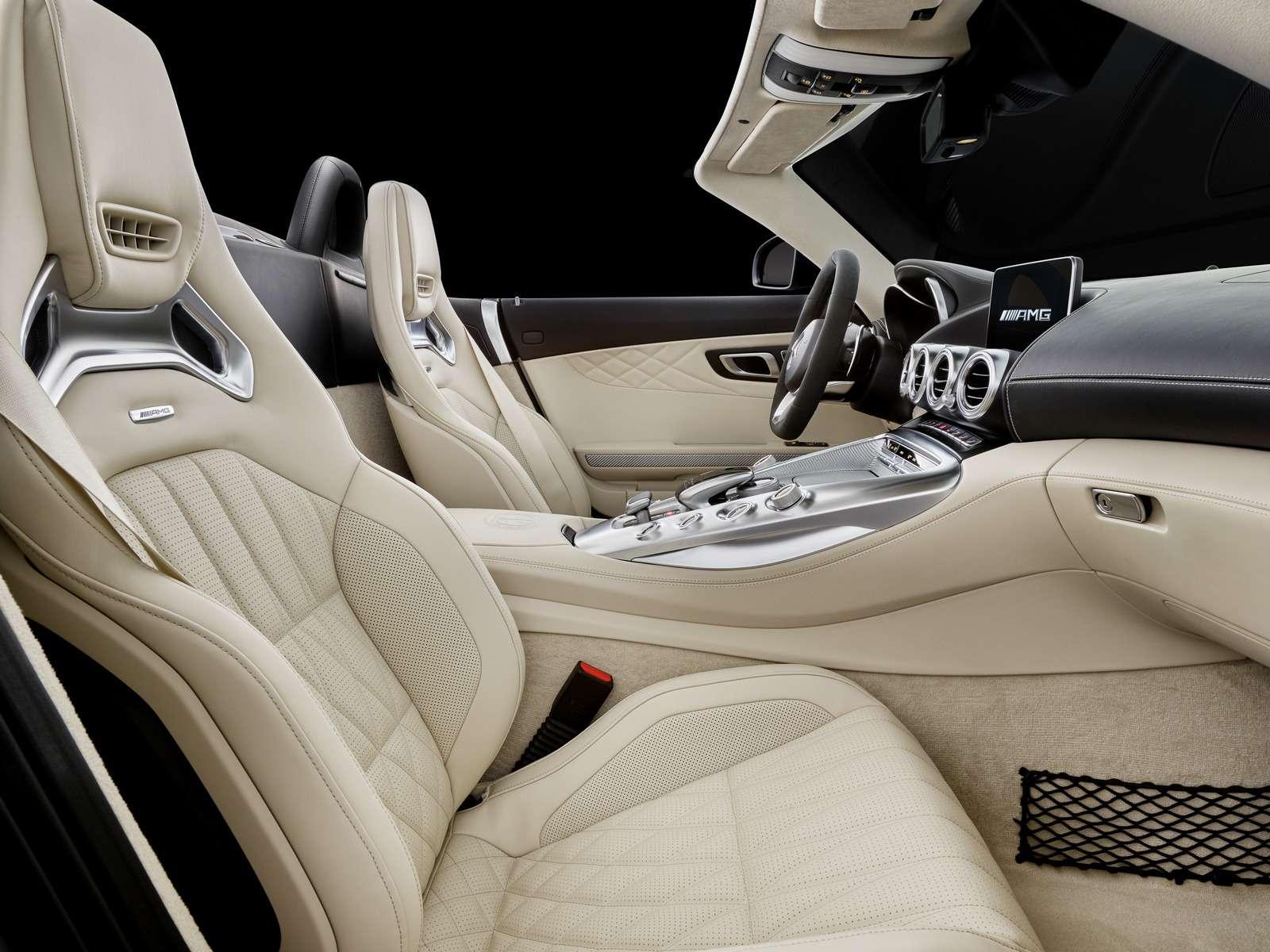 Mercedes-AMG GTRoadster: витамин С— фото 635016