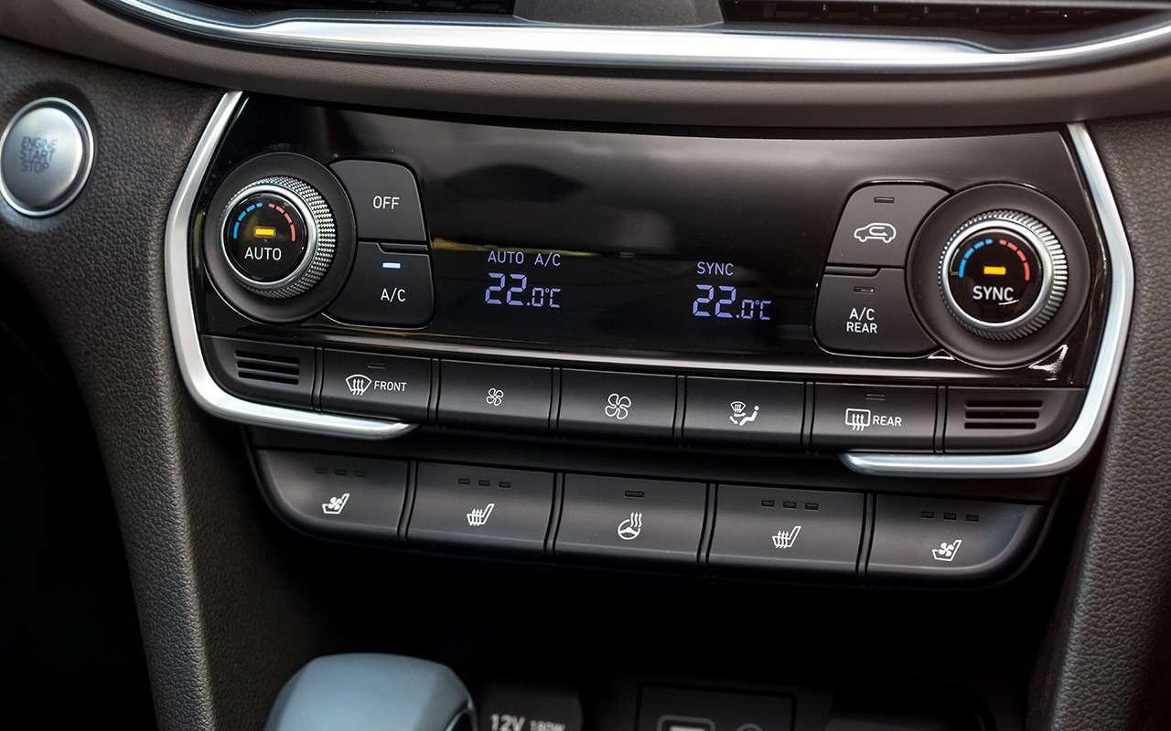 Новый Hyundai Santa Fe: когда дизель лучше бензина— фото 906657
