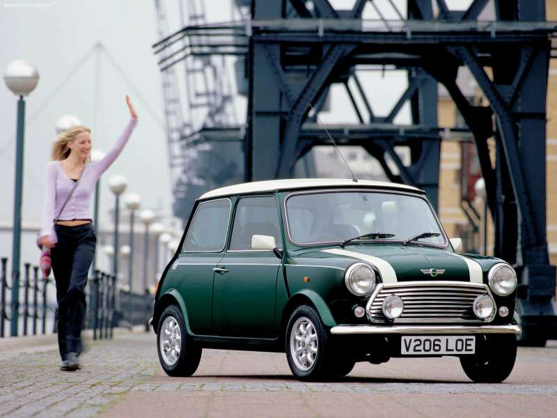 5 Mini Cooper no copyright