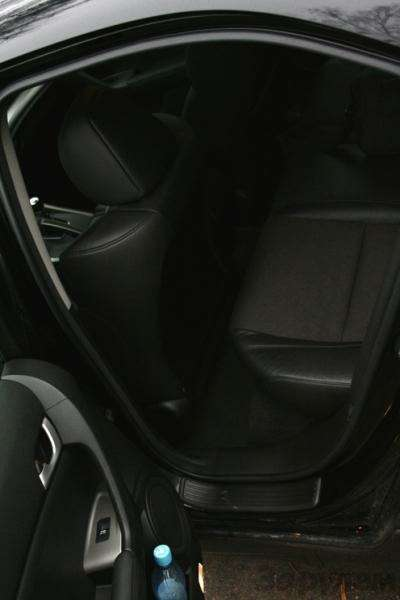 Тест Honda Accord Type-S: Разум или чувства (ВИДЕО)— фото 5856