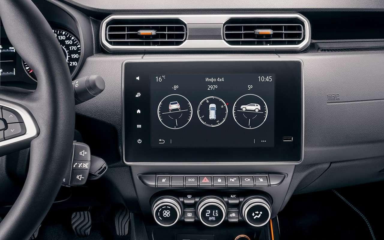 Новый Renault Duster стурбо имеханикой— первый тест— фото 1227569