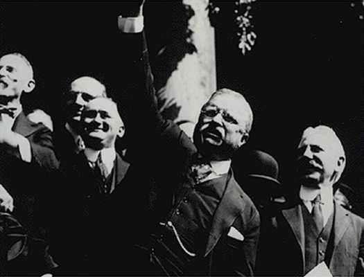 President Theodore Roosevelt nocopyright