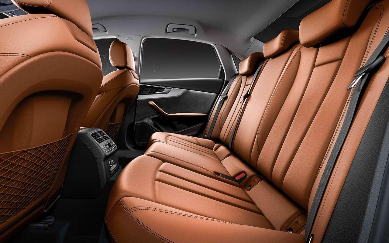 Обновленный Audi A4: рассказываем оновых моторах— фото 994875