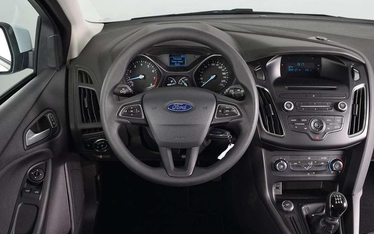 Новый Focus или подержанный Mondeo: выбираем Ford— фото 818314