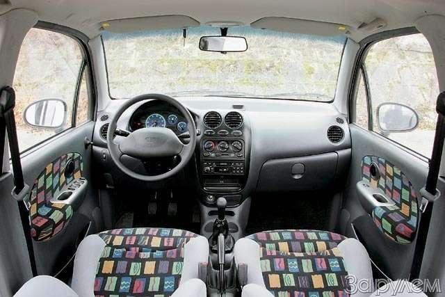 Тест Chery QQ, Daewoo Matiz, Chevrolet Spark. Тройняшки— фото 61109