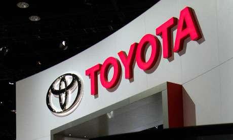 Toyota остается мировым лидером попродажам автомобилей втретьем квартале
