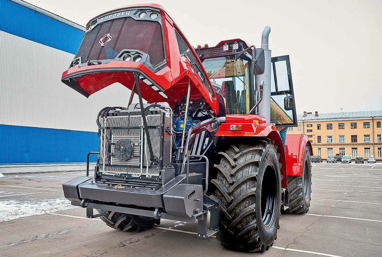 «Кировец» К-7М: 4главные составляющие правильного трактора— фото 1119218