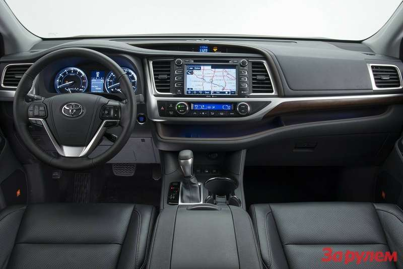 Toyota Highlander 2014 1600x1200 wallpaper 0f