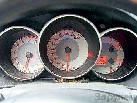 Mazda 3на вторичном рынке: три пишем, пять вуме— фото 90357