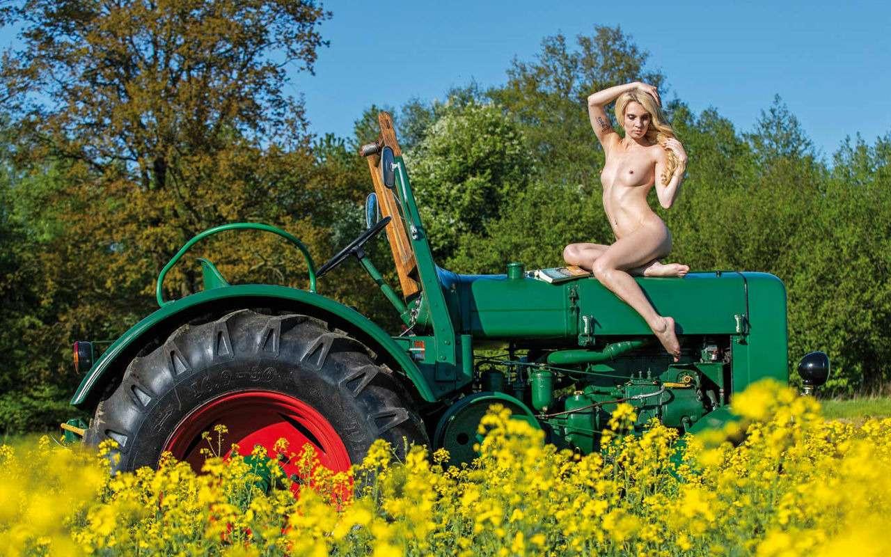 Новый календарь длялюбителей тракторов (ине только)— фото 945281