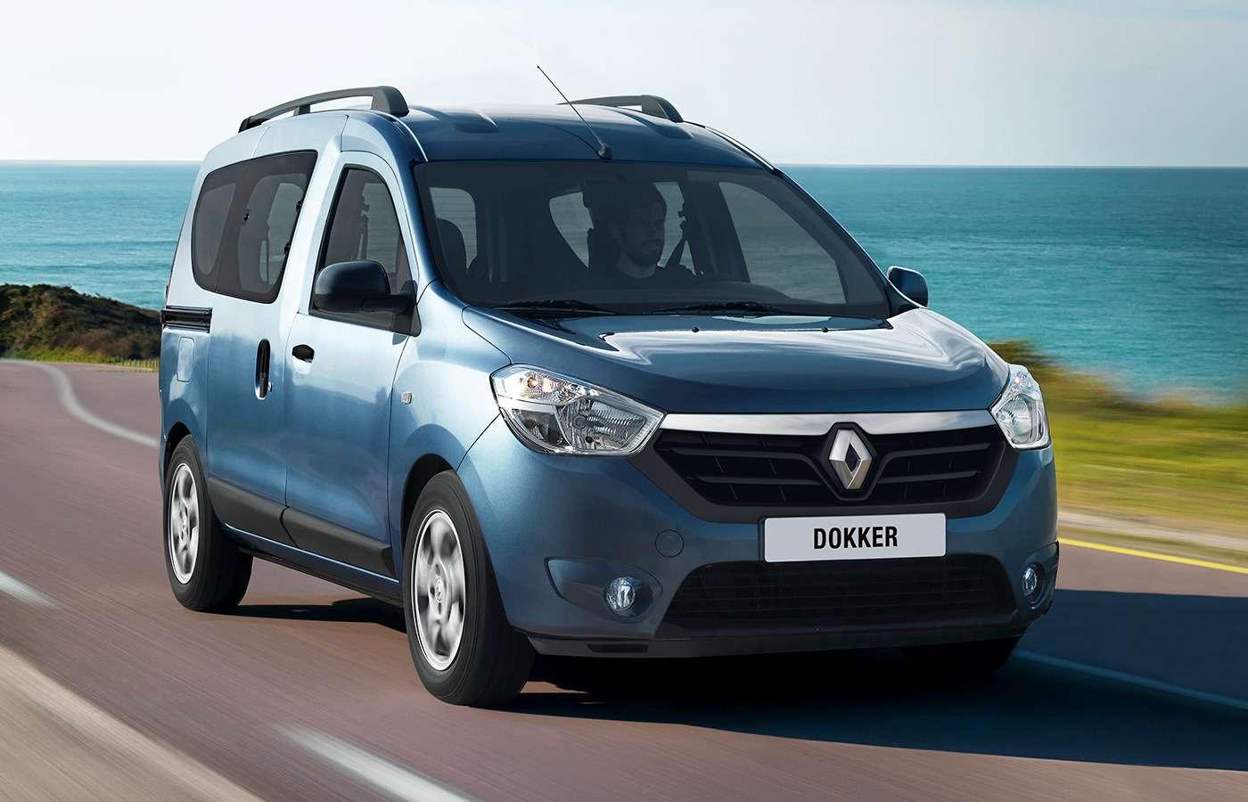 Renault Dokker едет вРоссию. Наконец-то!— фото 771093