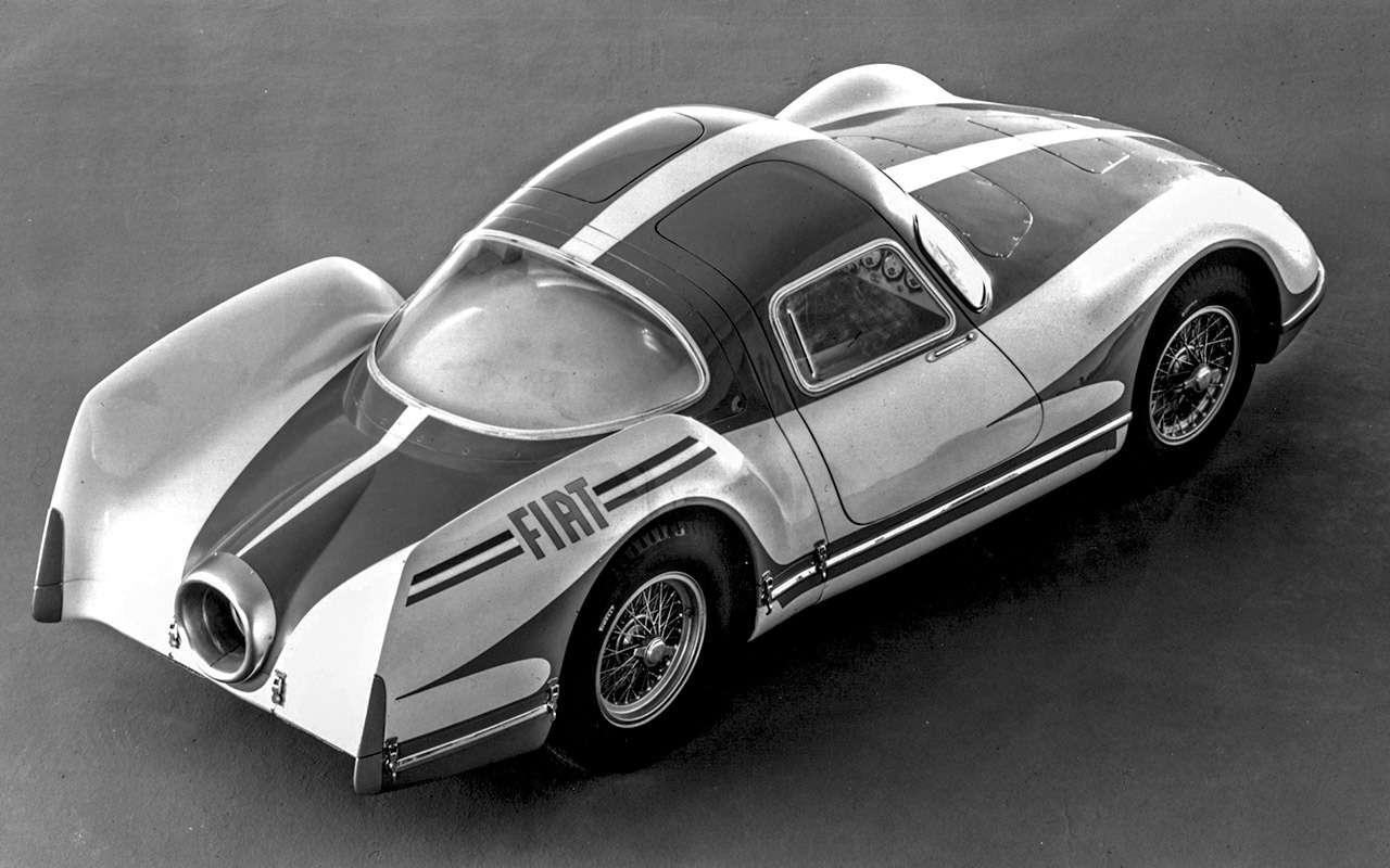 Автомобили савиационными двигателями— советские инетолько— фото 912935