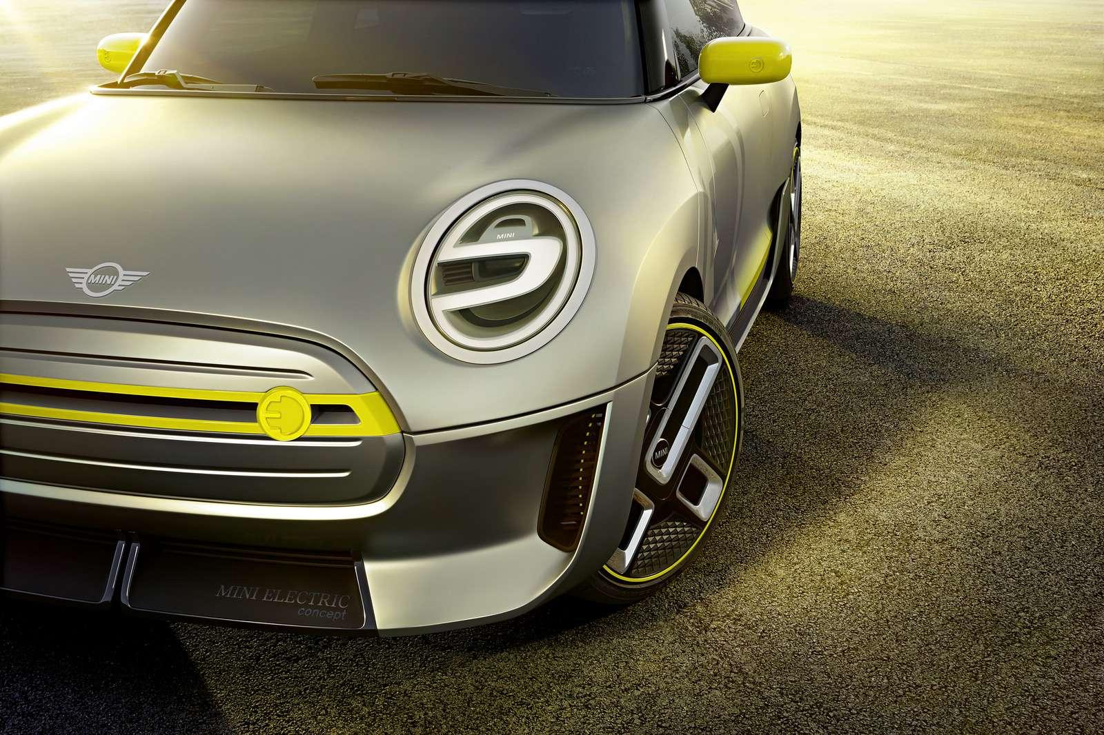 Вторая попытка: Mini анонсировала новый электромобиль— фото 789230