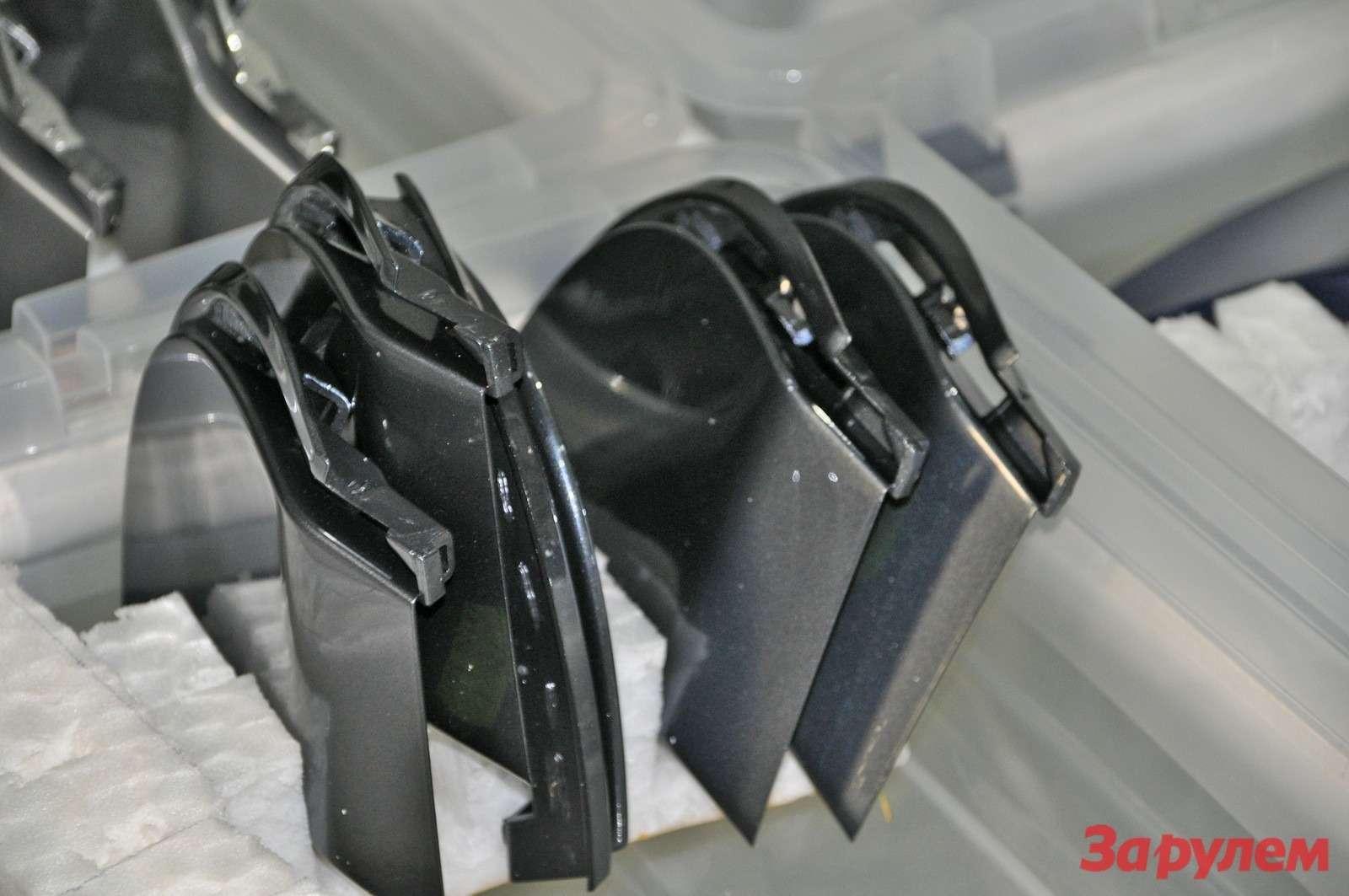Пластиковые лючки дляSkoda.