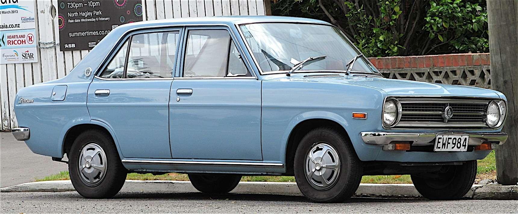 Если не FIAT: какой автомобиль мог стать первыми Жигулями— фото 574405