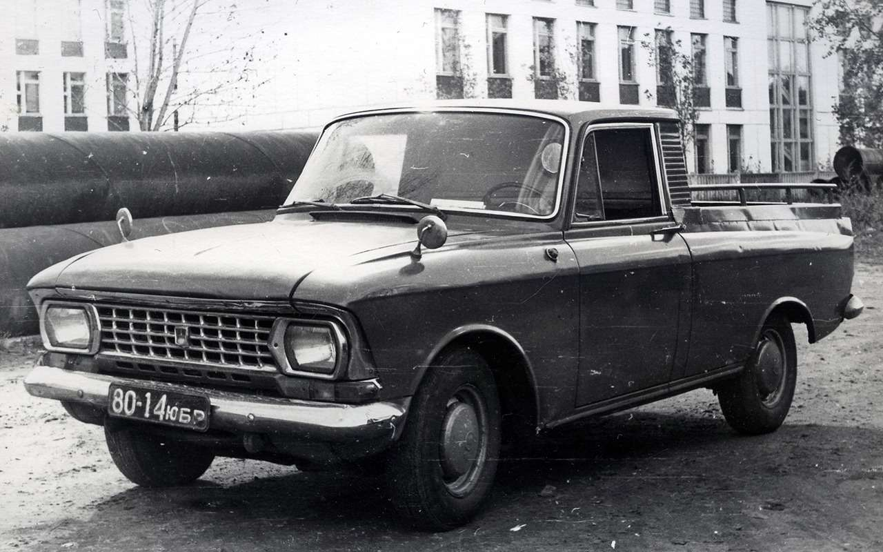 Недляпродажи: 15уникальных отечественных автомобилей— фото 947362