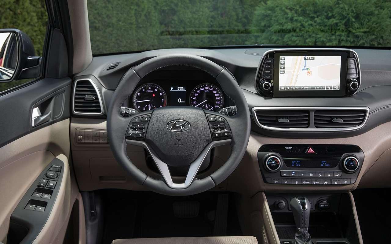 5 поводов задуматься опокупке обновленного Hyundai Tucson— фото 929351