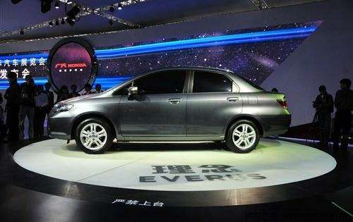 Honda запустила новый компакт Everus S1