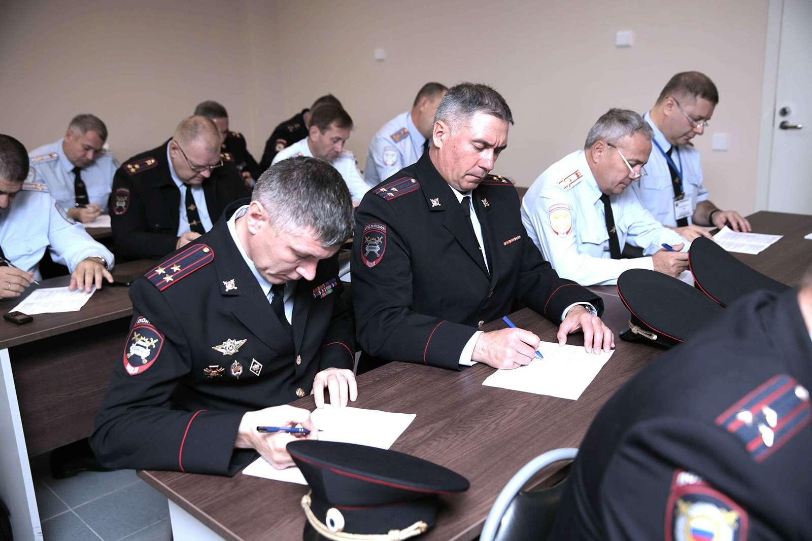 Региональных начальников ГИБДД ждет непростой экзамен