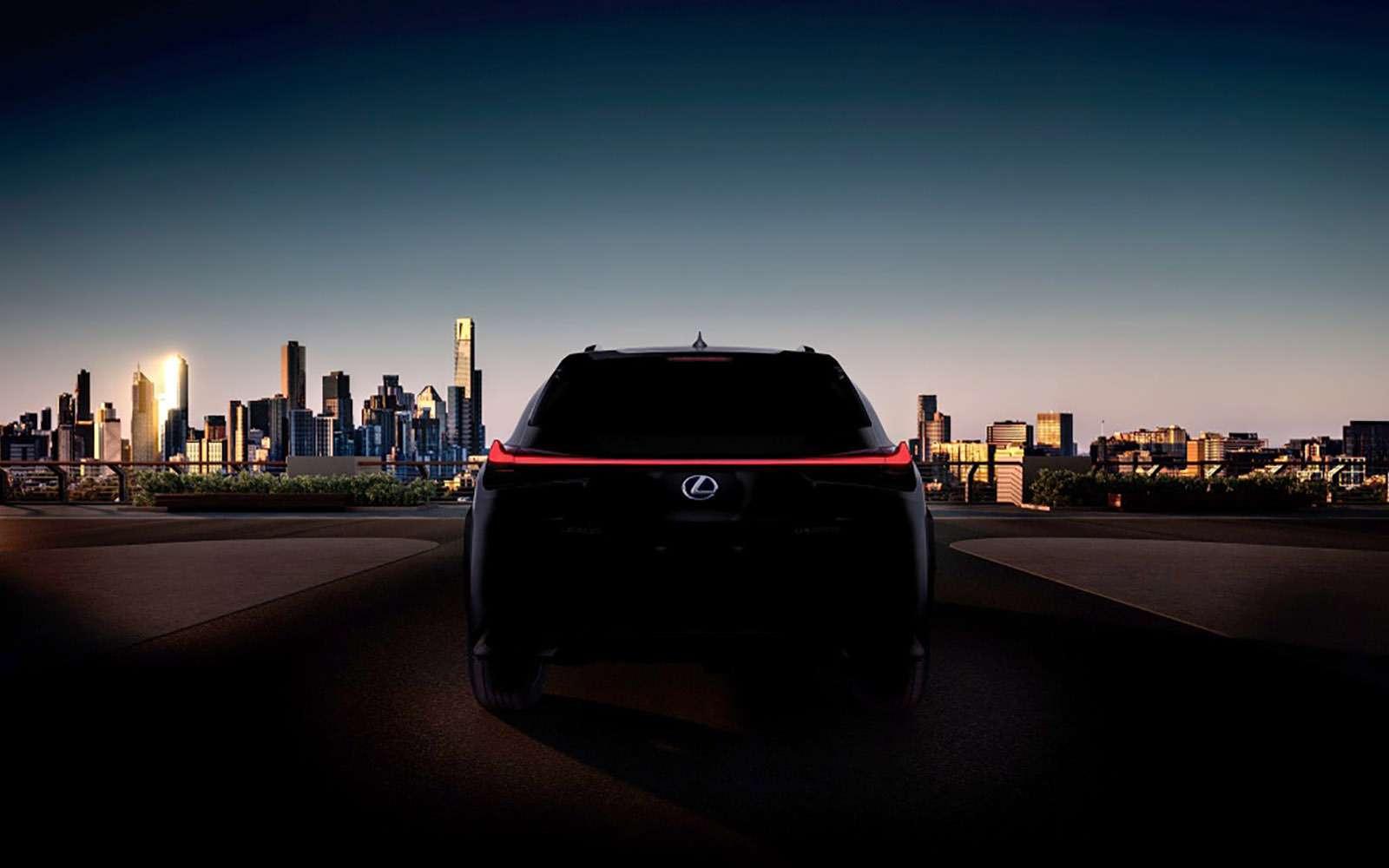 Lexus заменит кроссовером хэтчбек. Его покажут вЖеневе— фото 846813