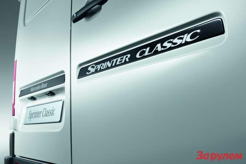 Mercedes Benz Sprinter Sprinter Classic 2